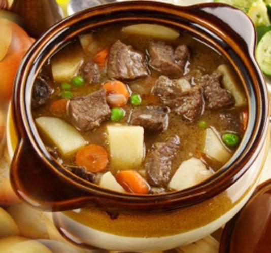 Три рецепта немецкого супа айнтопф