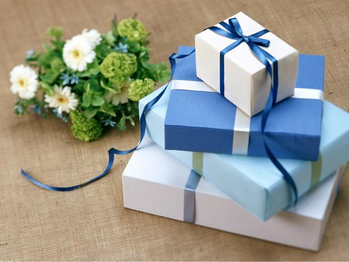 Как оформить подарок