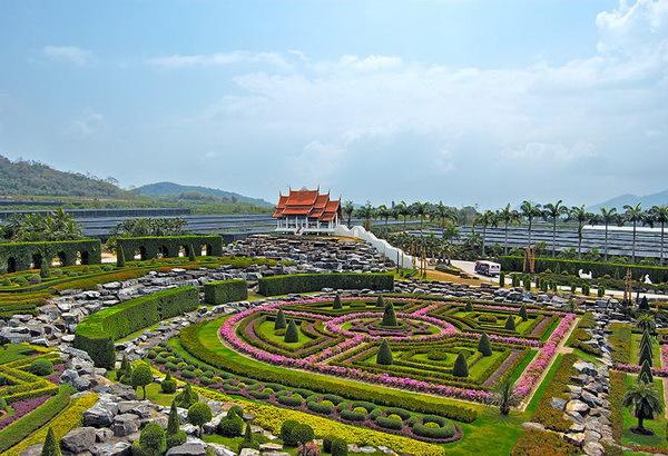 Нонг Нуч, парк Орхидей