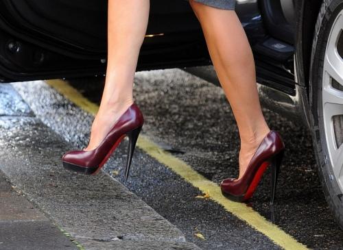 Как подобрать каблук