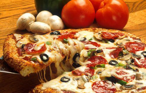 Как приготовить пиццу с шомпиньонами