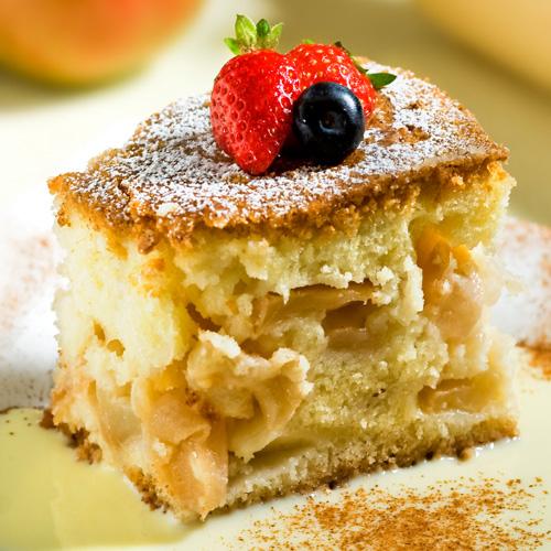 """Как приготовить яблочный пирог """"Шарлотка"""""""
