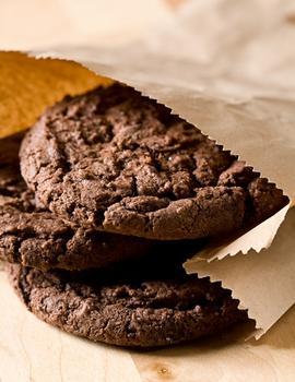 Как приготовить кофейное печенье