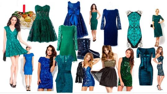 Как выбрать наряд для новогодней ночи 2015 года