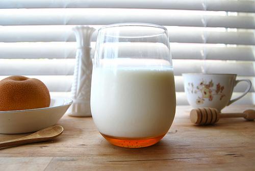 маски с молоком