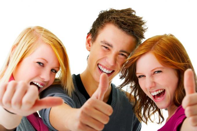 Старший подростковый возраст - период становления мировоззрения.