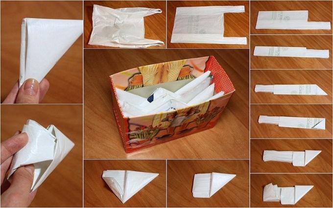 Как беречь пакеты