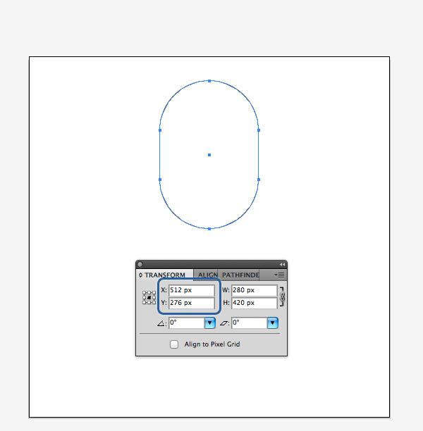 Как сделать иконку в жанре iOS7, применяя Rotate Tool в Adobe Illustrator