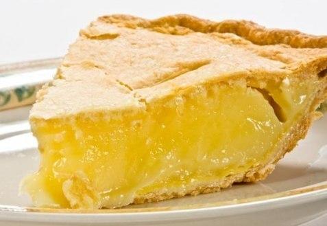 Как приготовить лимонный сметанник