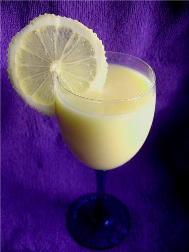 Как приготовить крепкий ликер из лимонов