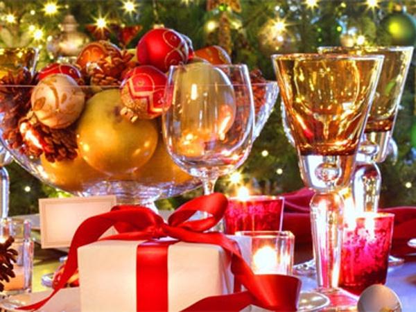 Каким должен быть новогодний стол 2015