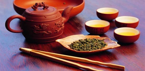 Китайский чай - Пуэр