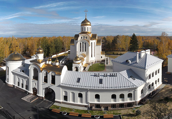 What is the patronal feast of the Orthodox Church