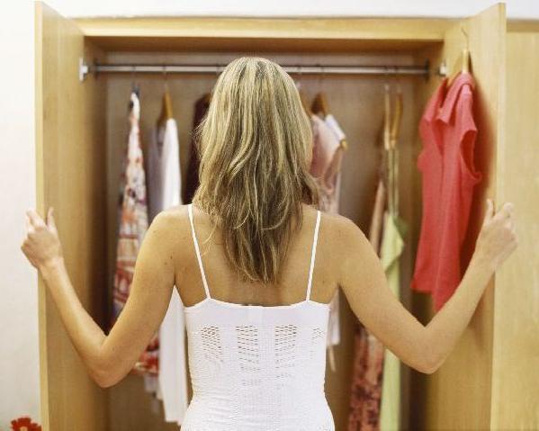 Как избавиться от моли в шкафу?