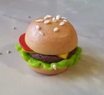 Как сделать еду из пластилина