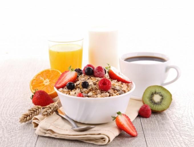 Что полезно есть на завтрак для похудения