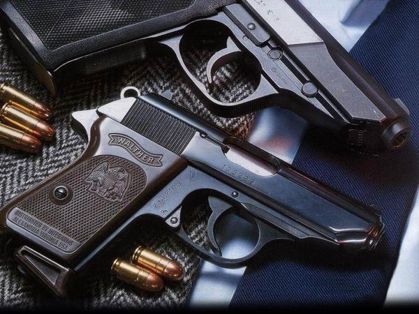 Как легально провезти через границу оружие