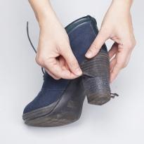 Ремонт каблука своими руками