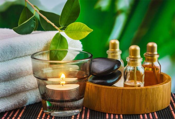 Как использовать эфирные масла в бане