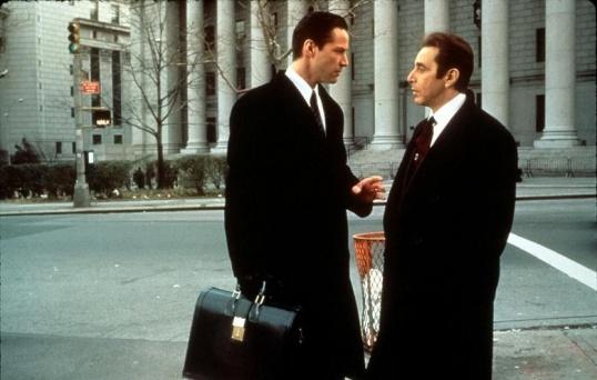 О чем фильм «Адвокат дьявола»