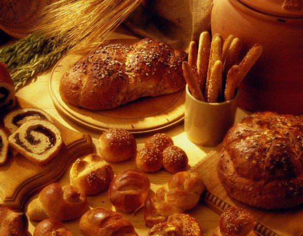Хлебные горшочки
