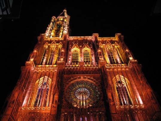 Страсбургский Собор: некоторые факты из истории строительства