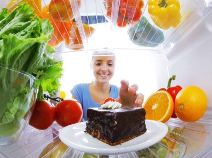Как похудеть, не отказываясь от любимой еды