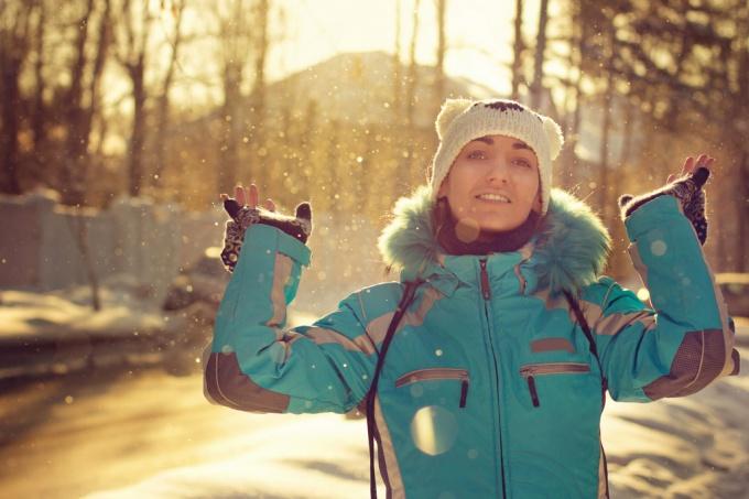 Как повысить иммунитет зимой