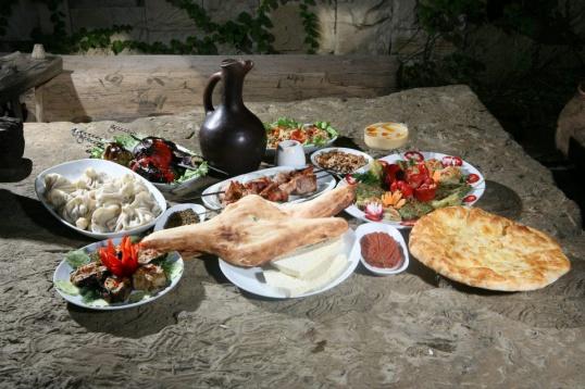 Грузинская кухня: некоторые знаковые блюда