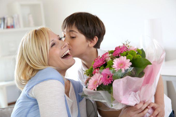 Поздравления c днем рождения для мамы