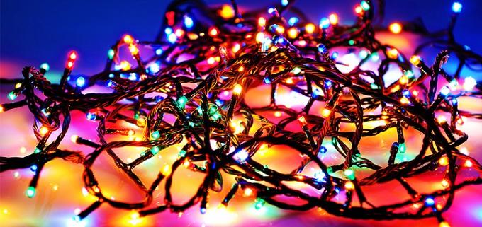 Как выбрать новогоднюю гирлянду