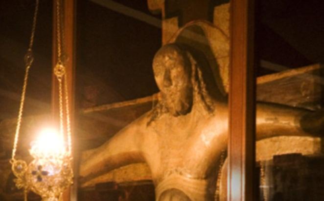 История появления Животворящего Креста Господня