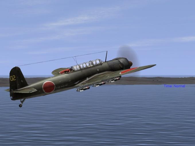 Nakajima B5N2 Kate