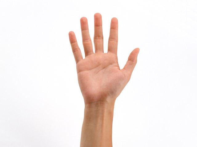 Как определить болезнь по руке