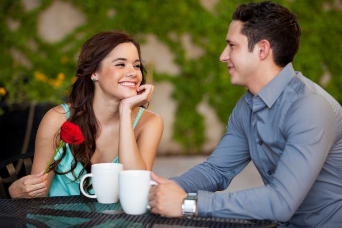 свидание вслепую фото