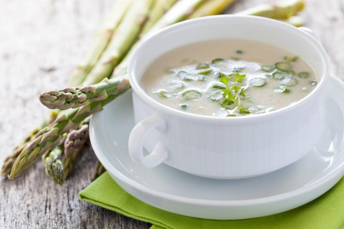 How to prepare tasty asparagus