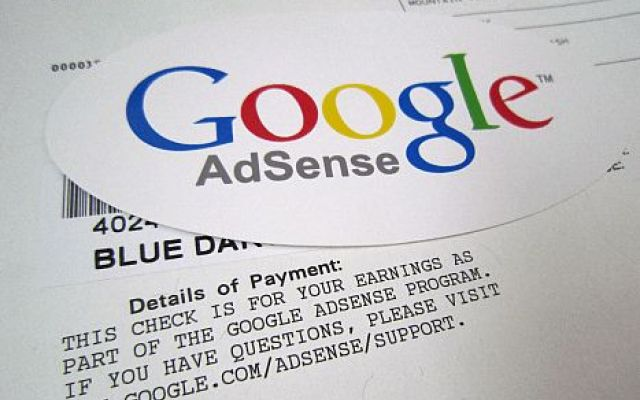 Заработок с adsense