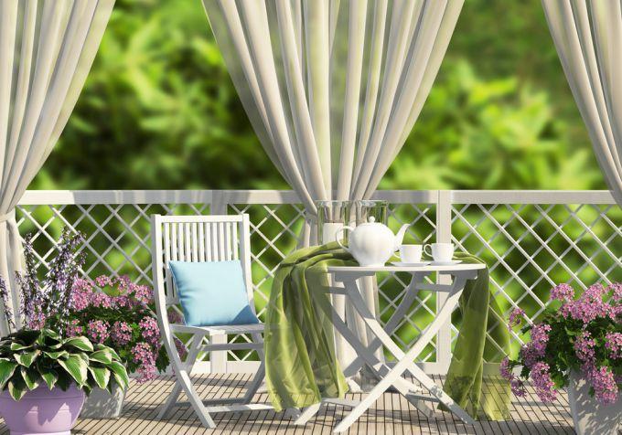 Оформляем место для отдыха. Идеи дизайна террасы