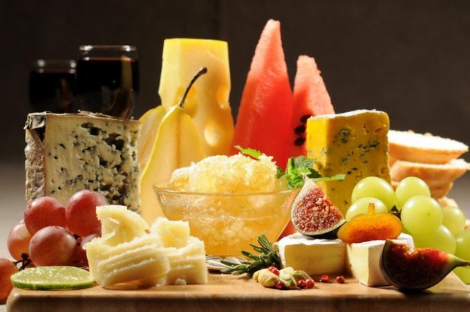 Как еда повышает настроение