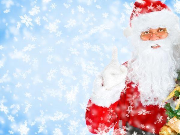 Ded Moroz ne daril podarkov