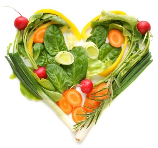 Готовим вегетарианские салаты