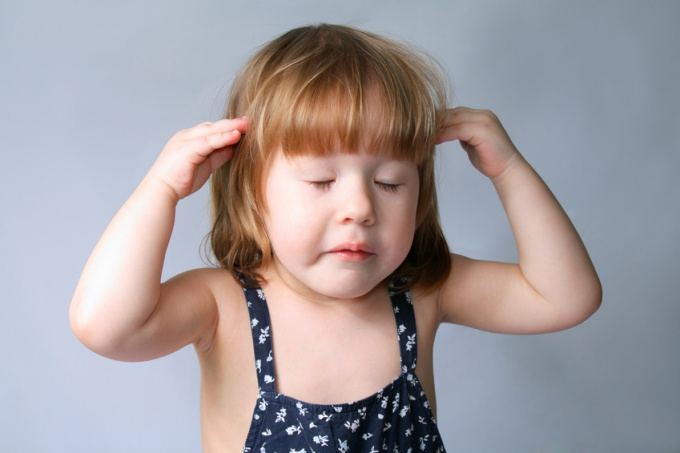 4 причины головной боли у детей