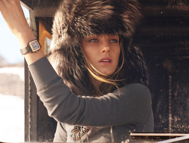 Модные шапки зима 2015