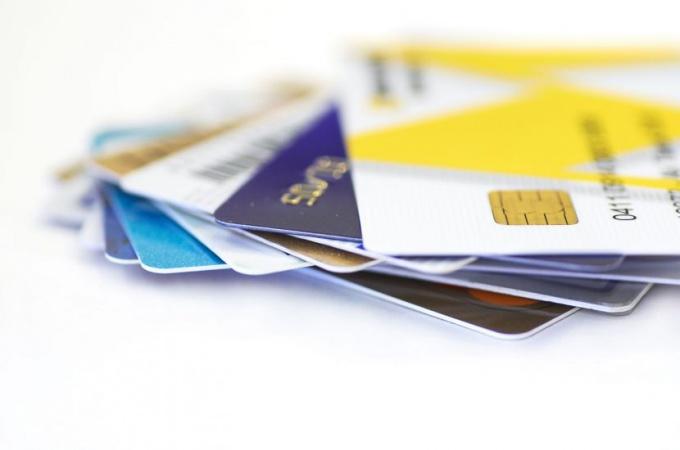Чтобы на кредитной карточке не остались одни нули без единиц