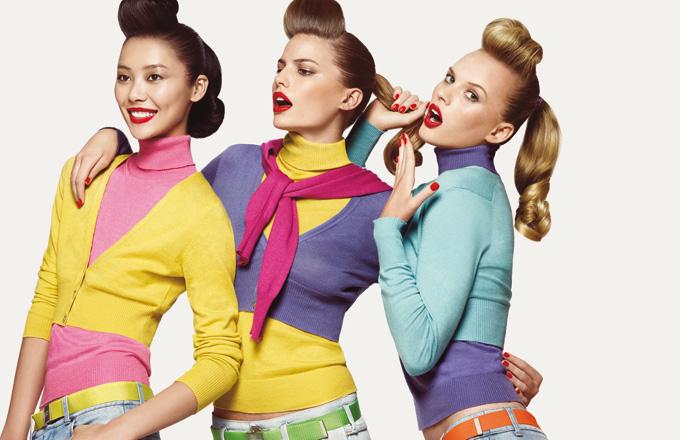 Как выбор цвета в одежде определяет характер человека