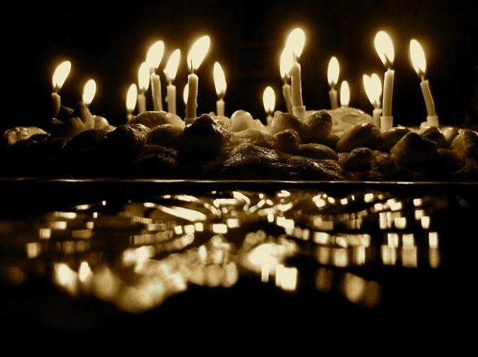 Поминовение на 40-й день: православное обоснование