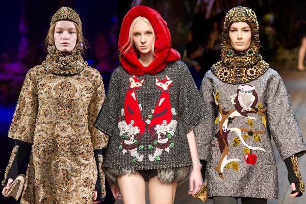 Модные шапки зима 2014-2015