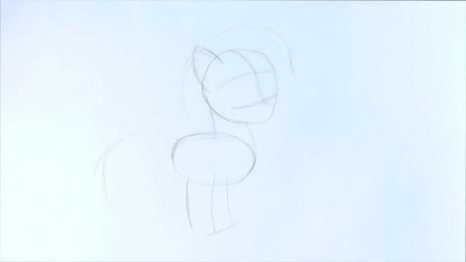 Как нарисовать Рарити