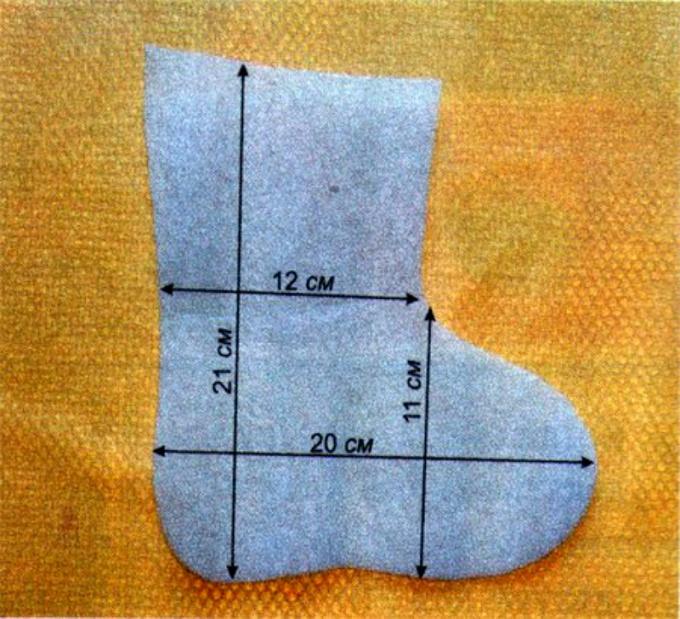 Как свалять комфортабельные носочки