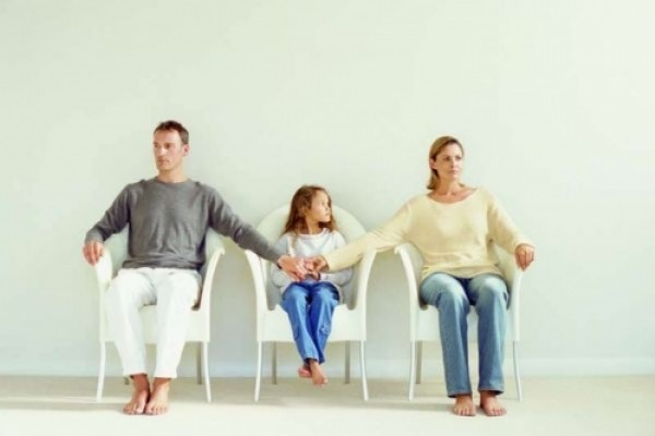 How to explain divorce